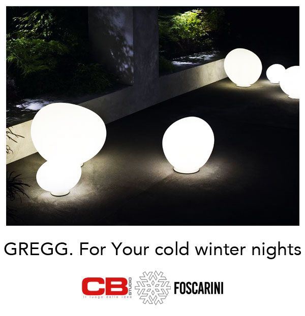 Gregg: outdoor lamp by #Foscarini #design. Buy it online: http://bit.ly/1D0qJgx #InteriorDesign #Home #Ilovedesign #Furniture #Home #MadeInItaly