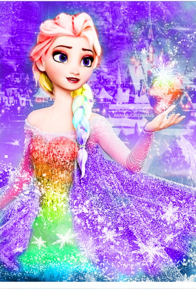 evil elsa edit by - photo #34
