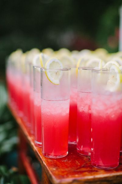 Mississippi Wedding By Paige Reaux And Tulip Wedding Signature Drinks Signature Cocktail Drinks