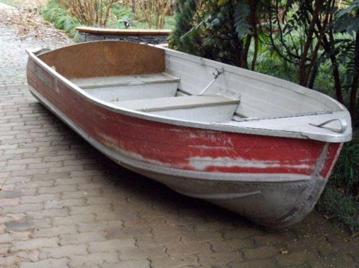BARCA ALLUMINIO CANADIAN 370 barche e accessori nautica