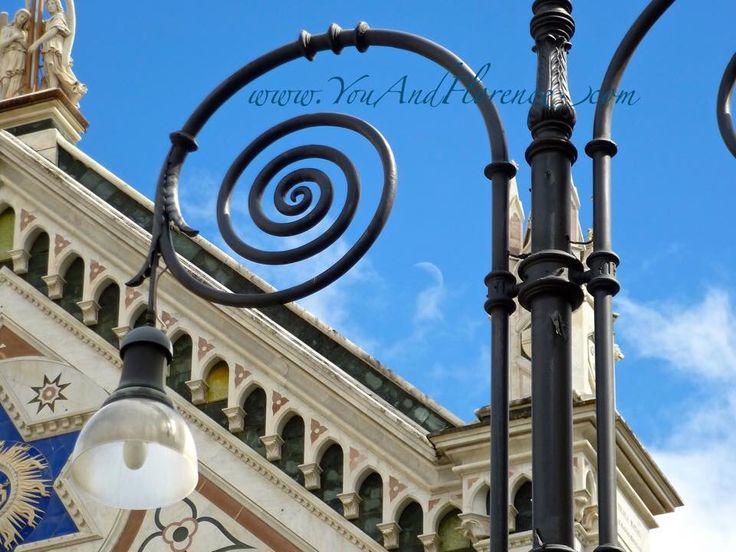Santa Croce and the Moon