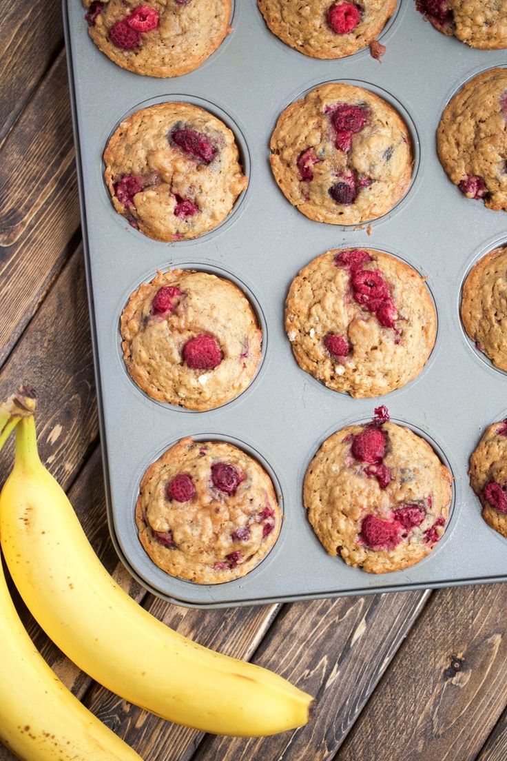 Perfectly soft and easy to make Rasberry Banana Oatmeal Muffins. I posted my favorite banana muffins over a year ago, and those are still my favorite traditional banana muffin recipe. These Rasberry Banana Oatmeal Muffins are slightly healthier and have oatmeal in them, oppose to just flour. When I made these my nephews were over...Read More »