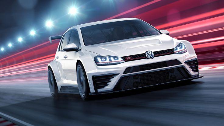 2016 Volkswagen Golf GTI TCR  http://www.wsupercars.com/volkswagen-2016-golf-gti-tcr.php