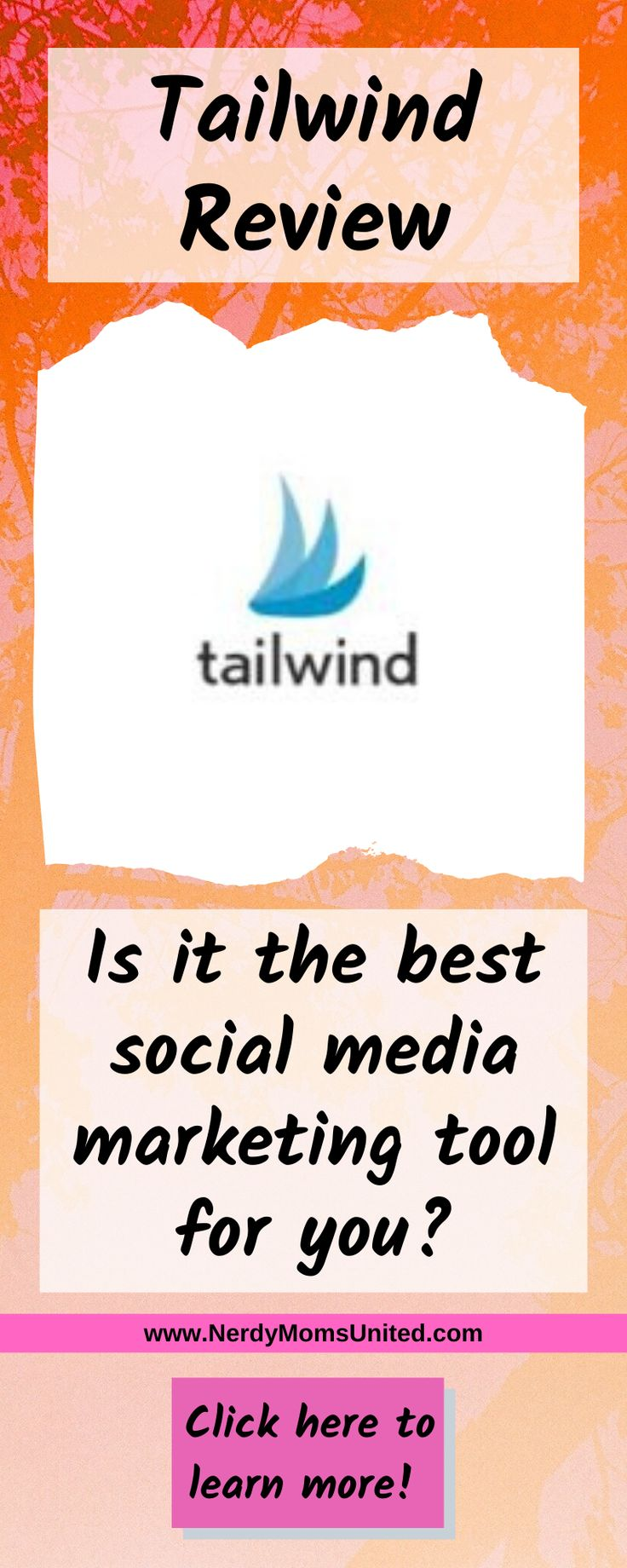 In this review, I will tell you about the Tailwind app and