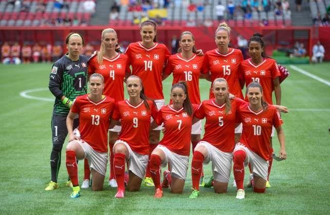 Fussball Wm Der Frauen Die Bilder Schweiz Ecuador Fussball