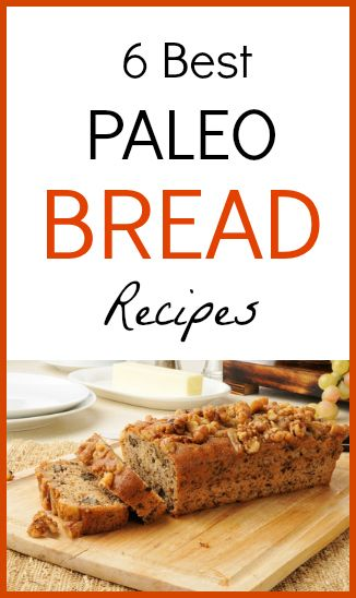 Best Paleo Bread Recipes  #paleo
