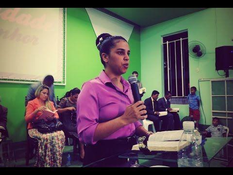 Missionária Camila Barros - Eis-me aqui Senhor - Pregação Evangélica Completa 2015 - YouTube