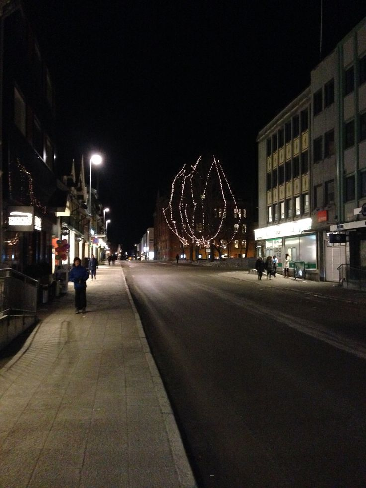 Tromsø, Chrismas day, Norway