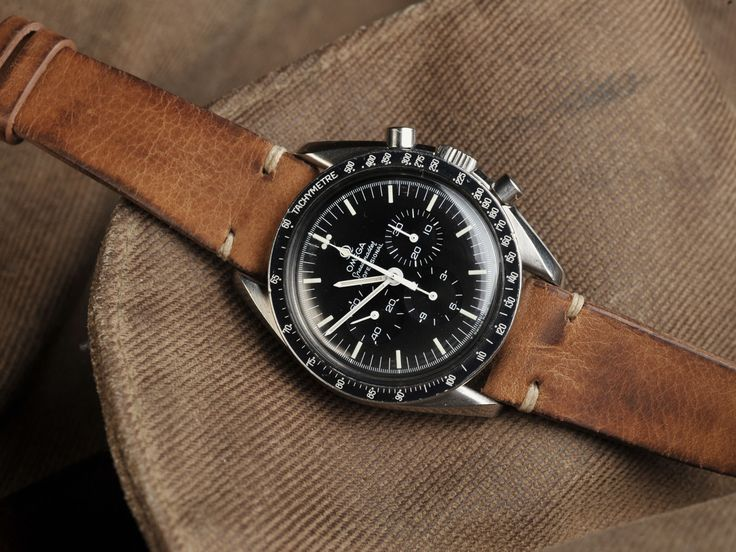 Bulang & Sons | B&S Vintage Hand-made Leather Strap 20 mm