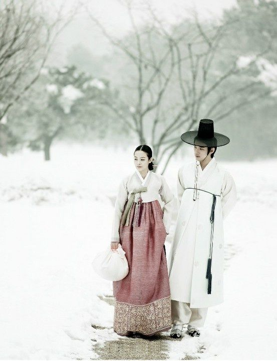 bellasecretgarden:  Korean traditional clothing