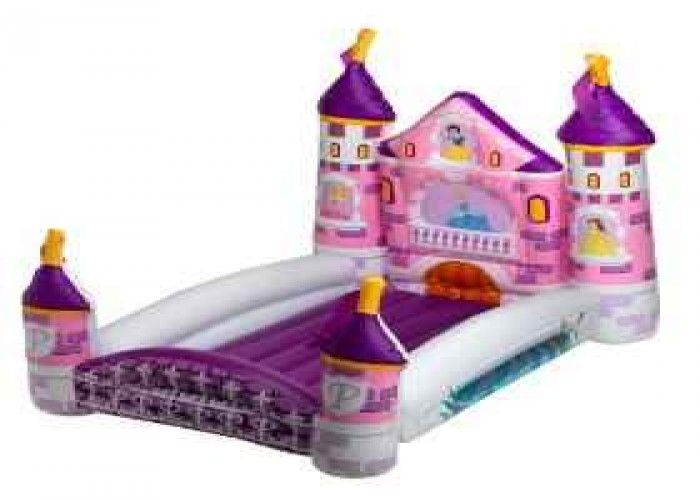 Disney Princess Carriage Bed | Disney Princess Inflatable Castle Bed - $25 (Fremont, OH) for Sale in ...