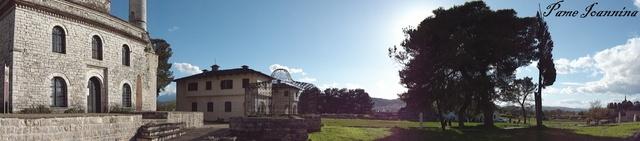 Πανοραμική άποψη από το Ιτς Καλέ.