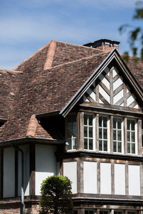 Les 25 meilleures id es de la cat gorie manoir anglais sur for Architecture anglaise