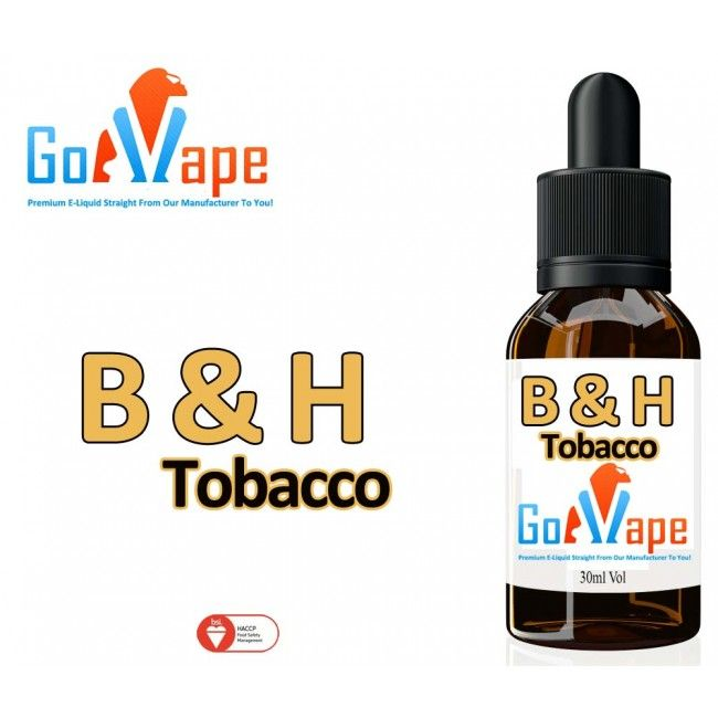 B&H Tobacco Concentrate