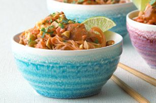 Creamy Peanut Pad Thai Recipe - Kraft Recipes