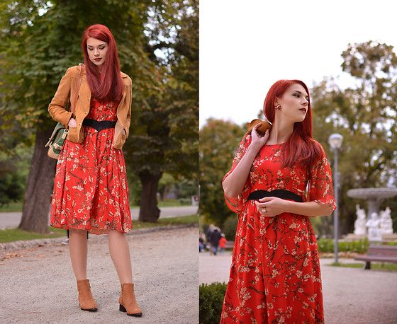 Get this look: http://lb.nu/look/8446609  More looks by Anaivilo B: http://lb.nu/anaivilo  Items in this look:  Lightinthebox Chiffon Dress   #casual #chic #classic #looks #autumn #fall #falllooks #street
