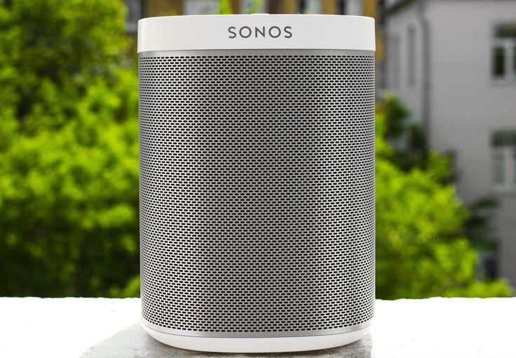 Обзор беспроводной колонки Sonos PLAY:1. Модульная акустика для широкого круга задач