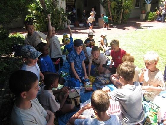 Blouberg Grade 3 Boys Picnic.