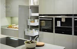 Here are some ideas when it comes to design a minimalist kitchen.