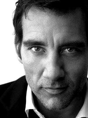 Actor Clive Owen. Born 3 October 1964 Coventry, Warwickshire, England