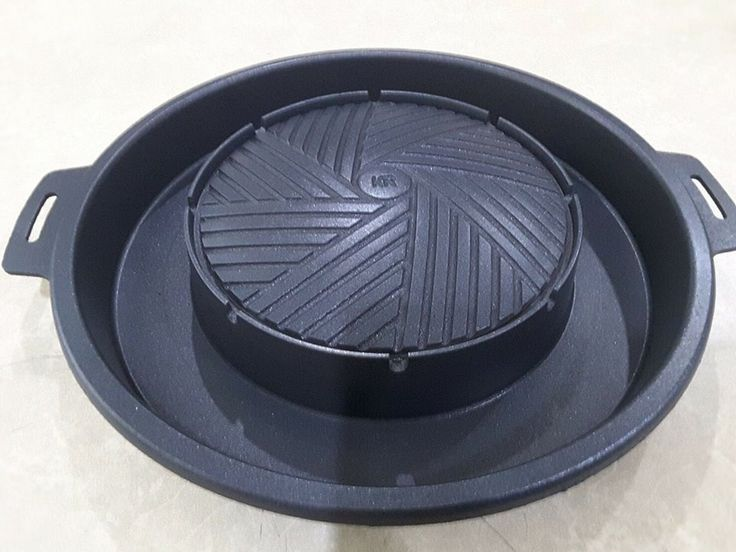Best Seller / +66 80 604 4668 Size 35 Cm of Black  Korean BBQ Teflon Non-Stick Barbecue Grill Pan Use with Gas Stove or Electric Stove Direct from Manufacturer / Products of Thailand With High Quality & Best Price Direct from Manufacturer