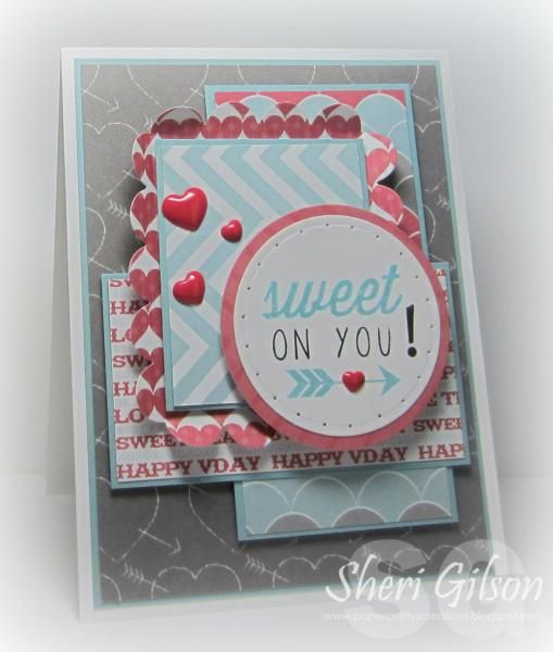 Sweet On You DS134 Cards Pinterest Cards Card Tags