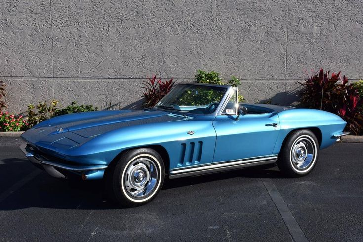 Saved from Pinterest: 1965 Chevrolet Corvette