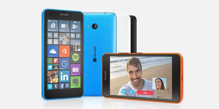 Spesifikasi & Harga Microsoft Lumia 640 LTE