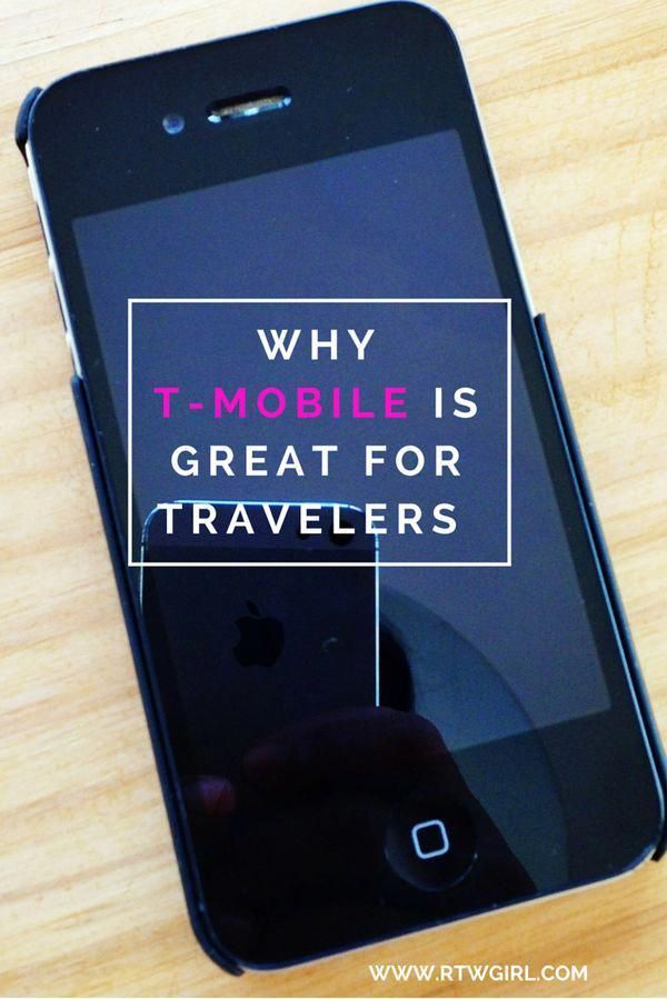 T Mobile Why Their Simple Choice Plan Is The Best Phone For American Travelers I Ve Traveled To Asia Europe And Canada Without Having Pay Any