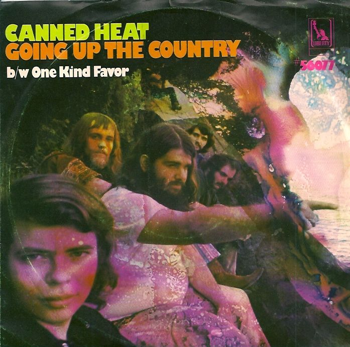 Canned Heat: 'Going Up The Country' (1969)