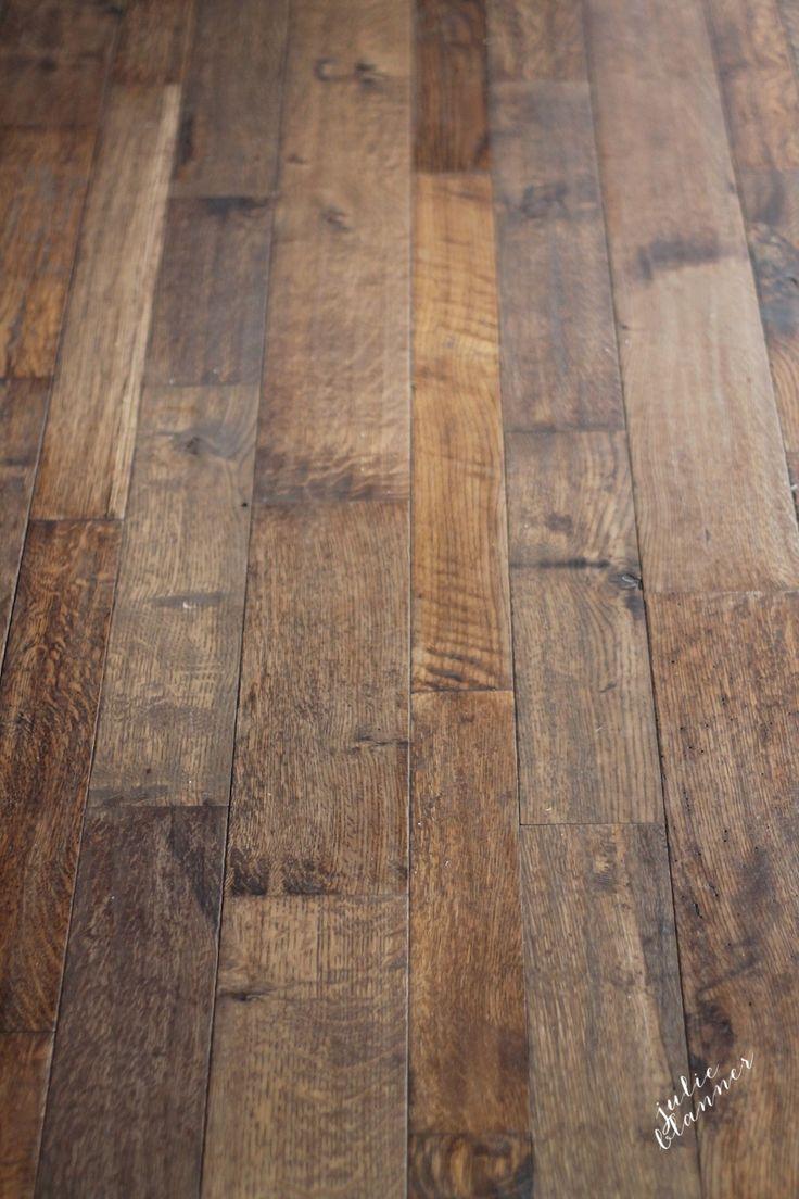Best 25+ Distressed hardwood floors ideas on Pinterest ...