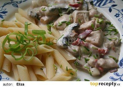 Kuře á la BOBINA recept - TopRecepty.cz
