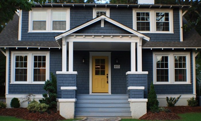 Gorgeous house reno with gorgeous colors inside and out, paint colors listed in the post right after this one
