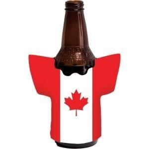 Canada Day Bottle Cozy