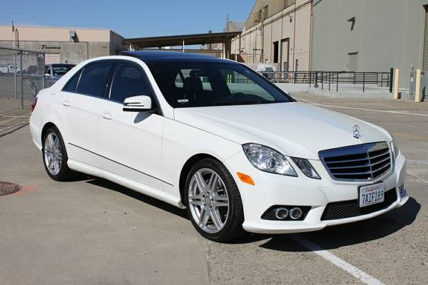 2010 mercedes benz e350 amg package panorama roof cars for 2006 mercedes benz e550