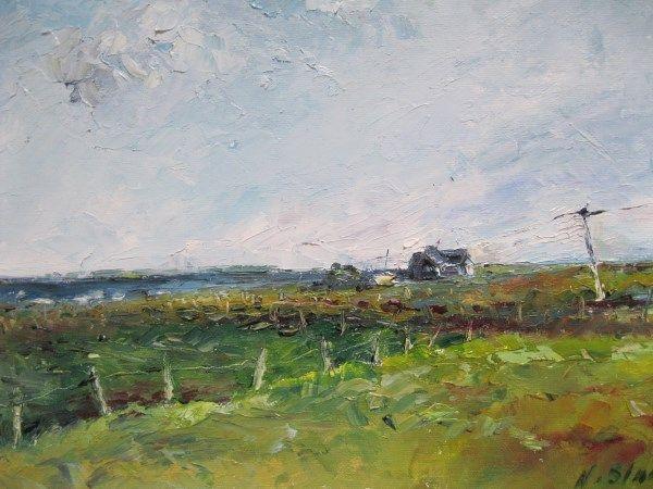 'Lone Cottage, Co. Mayo' www.niamhslack.com
