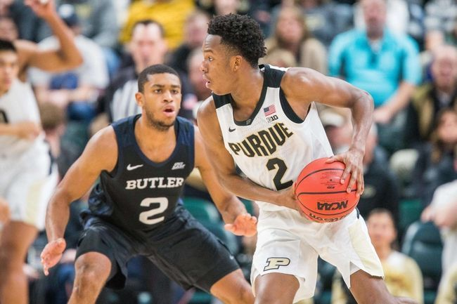 Purdue Vs Central Michigan 12 28 19 College Basketball Pick Odds And Prediction College Basketball Basketball Purdue