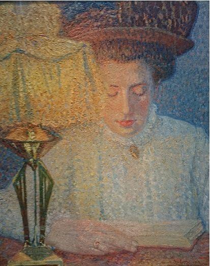 Leo Gestel 1909