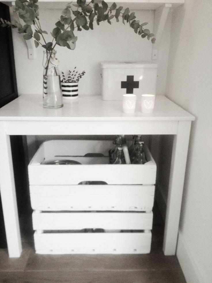 My kitchen corner
