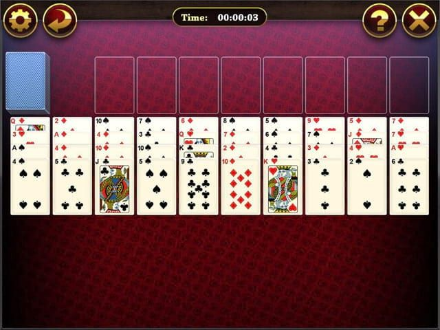 Lucky Solitaire Free Game Free Game  Selection of classic solitaire games: Klondike, Spider, Scorpion, Spiderette, Yukon, Forty Thieves and other well-known solitaire games.  Free Download Now : http://www.gametop.com/download-free-games/lucky-solitaire/?utm_source=lucky-solitaire