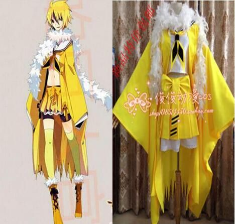 anime costumes Jolteon From Pokemon Cosplay Costume Yellow#pokemon cosplay costumes