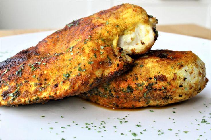 Gerechten zonder pakjes en zakjes #66. Kipfilet mals en kruidig knoflook-fijne kruiden (Maggi) -