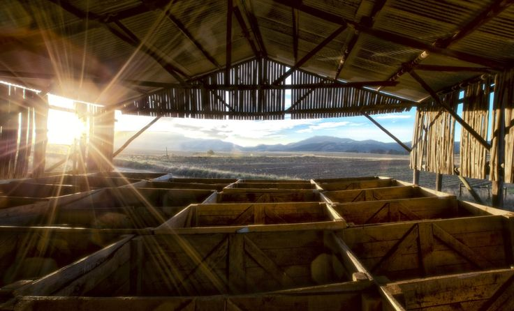 Old barn in the #Kamberg Valley by Fred Swart #Photography http://www.n3gateway.com/news5/17/151/Fred-Swart-Lens-of-Africa-Photography/d,detail.htm