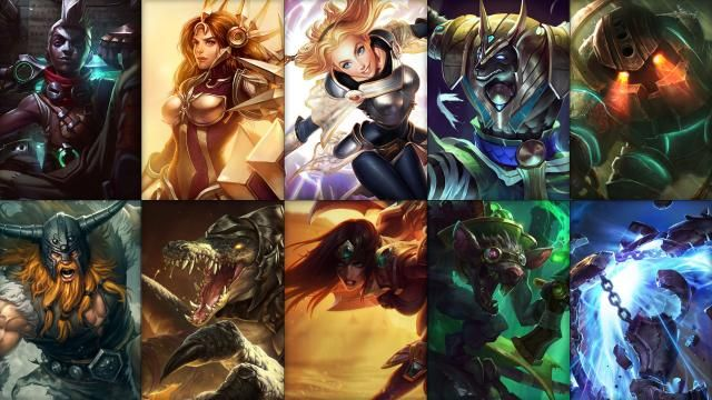 League of Legends free week rotation 06/09/2015  #LeagueOfLegends