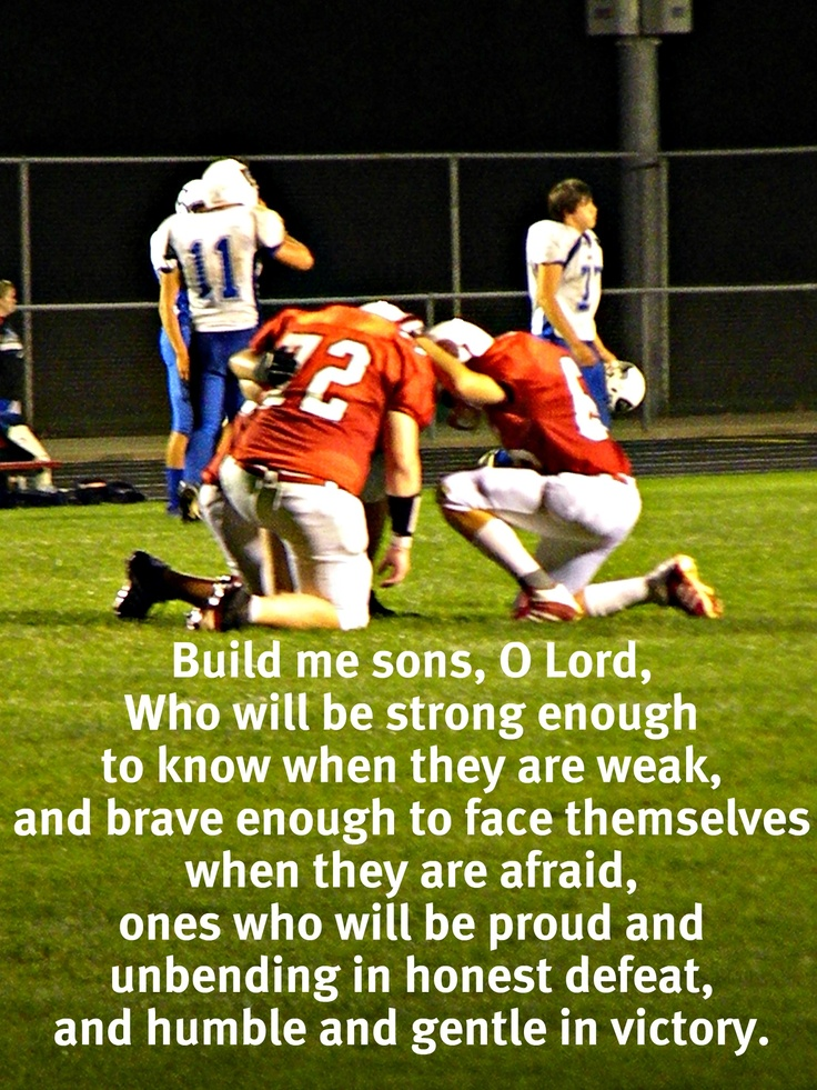Youth Football Quotes Motivational. QuotesGram