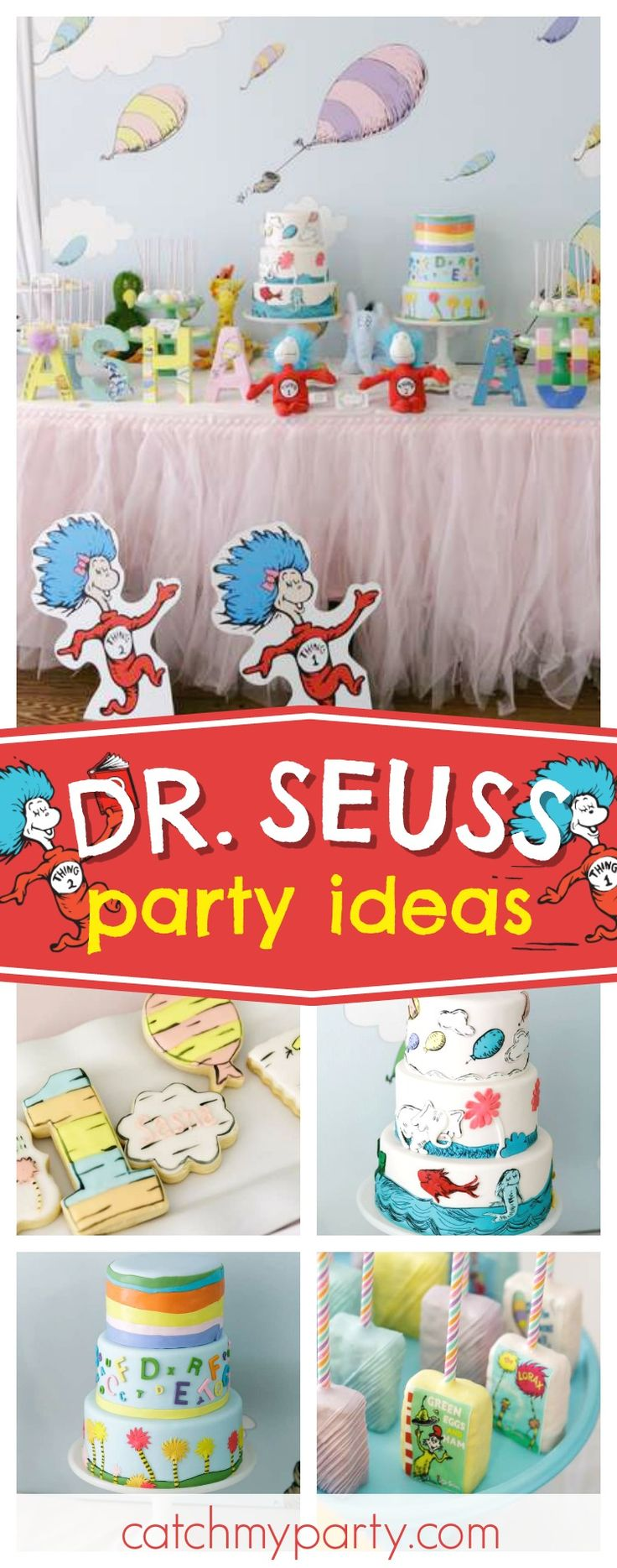 270 best dr seuss party ideas images on pinterest birthday