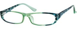 Order online, women green full rim acetate/plastic rectangle eyeglass frames model #279524. Visit Zenni Optical today to browse our collection of glasses and sunglasses.