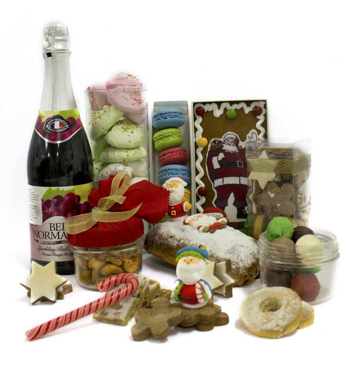 Small Christmas Hampers
