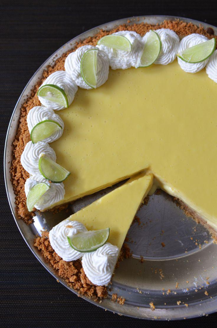 The Best Key Lime Pie #recipe