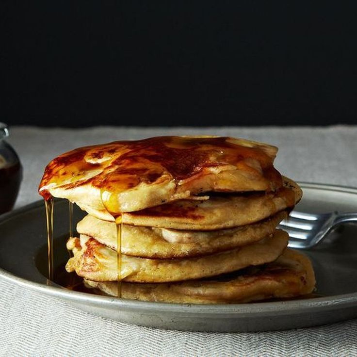 The Pancake Man and Me: How a Short Stack Saved My Life on Food52